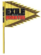 "EXILE フラッグ 「EXILE LIVE TOUR 2009 ""THE MONSTER""」"