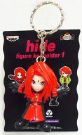 hide(赤ジャケット) フィギュアキーホルダー1 「X JAPAN」