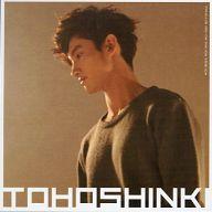 チャンミン(東方神起)/横顔 ジャケットサイズカード 「CD Why? (Keep Your Head Down)」 初回封入特典