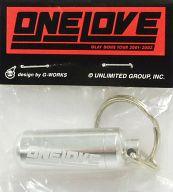 """GLAY キーリング 「GLAY DOME TOUR 2001-2002 """"ONE LOVE""""」"""