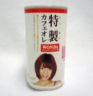 高城亜樹 デザイン缶マグネット 「AKB48×WONDA 特製カフェオレ」