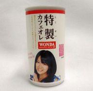 山内鈴蘭 デザイン缶マグネット 「AKB48×WONDA 特製カフェオレ」