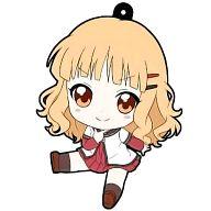 大室櫻子 「ゆるゆり♪♪ ぺたん娘 トレーディングラバーストラップ」