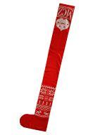 百田夏菜子 靴下型ロングマフラータオル(レッド) 「ももいろクリスマス2011 さいたまスーパーアリーナ大会」