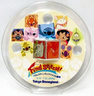 リロ(赤) チャームストラップ 「リロ&スティッチのフリフリ大騒動~Find Stitch!~」 東京ディズニーランド限定 チャームプレゼントキャンペーン 来園2回目景品