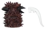 双頭怪獣バンドン (別カラー) 「ウルトラセブン リアルマスクマグネットコレクション」