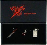 アゾット剣 Fateメタルチャームコレクション04 「Fate/stay night」