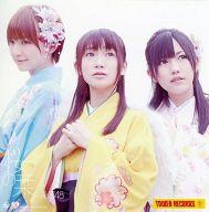 大島優子&篠田麻里子&渡辺麻友(AKB48) アナザージャケット 「CD 桜の栞」 タワーレコード購入特典