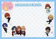 集合 メッセージボード 「うたの☆プリンスさまっ♪」 B's-LOG 2013年3月号付録