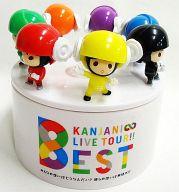 関ジャニ∞ オルゴール(曲:∞レンジャー) 「KANJANI∞ LIVE TOUR!! 8EST~みんなの想いはどうなんだい?僕らの想いは無限大!!~」