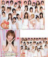 高橋愛 ミニクリアファイル付きコレクションポストカード 「Hello! Project 2007 Winter ~ワンダフルハーツ 乙女Gocoro~」