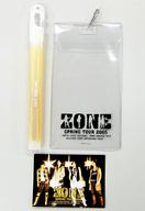 ZONE 大阪会場ペンライトセット 「ZONE SPRING TOUR 2005~夏まで待てない!ZONE桜ツアー~改め ZONE卒業コンサート」 大阪会場限定
