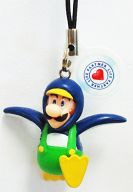 ペンギンルイージ マスコット 「New スーパーマリオブラザーズWii オンパックキャンペーン」 サントリーDAKARA付属