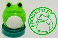 FS001 COMMON FROG 「FROG STYLE スタンプフロッグ」