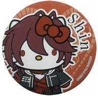 キティ(シン) 缶マグネット 「AMNESIA-アムネシア-×ハローキティ」 オトメイト in サンリオピューロランド