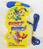 集合(5体) 携帯扇風機 「ポケットモンスター ハートゴールド/ソウルシルバー」 ファミ通DS+Wii 2009年9月号付録