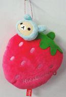 コリラックマ(いちご/ピンク) いちごうさぎマルチケース 「リラックマ」