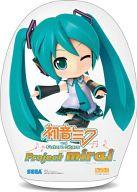 初音ミク パンチング 「初音ミク and Future Stars Project mirai」 SNOW MIKU 2012限定