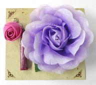 下天の華 桔梗姫の花飾りセット 「下天の華~蛍見の宴~」