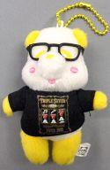 日高光啓 え~パンダ777キーホルダー(黄) 「AAA TOUR 2012 -777- TRIPLE SEVEN 7th Anniversary Autumn stAge」