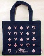 ミッキーマウス キラキラ☆ミッキーバッグ 月刊ディズニーファン 2010年6月号付録