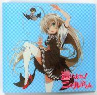 ニャル子&八坂真尋 CDホルダー 「這いよれ!ニャル子さん」 2012 とらのあなアニメフェアSpring B賞