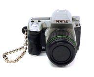 PENTAX K-5 Limited Silver +smc PENTAX-DA 18-55mmF3.5-5.6AL WR 「PENTAX 一眼レフカメラ ミニチュアコレクション」