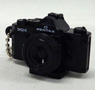 PENTAX MX Black +PENTAX-M 40mmF2.8 「PENTAX 一眼レフカメラ ミニチュアコレクション」