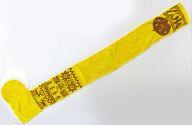 玉井詩織 靴下型ロングマフラータオル(イエロー) 「ももいろクリスマス2011 さいたまスーパーアリーナ大会」