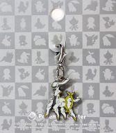 493.アルセウス 全国ずかんメタルチャーム  「ポケットモンスター」 ポケモンセンター限定