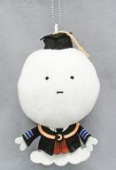 殺せんせー(真顔) ぬいぐるみマスコット 「一番くじ 暗殺教室 殺せんせー七変化!!」 G賞