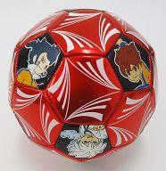 集合(レッド) サッカーボール 「劇場版イナズマイレブンGO 究極の絆 グリフォン」