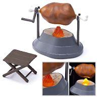 肉焼きタイマーVer.2 カフェレオ流通限定椅子付きVer. 「モンスターハンター4G」
