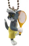 C.トム(テニス) 「トムとジェリー なかよくけんかしな!マスコット」
