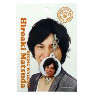 松田洋昌(ハイキングウォーキング) よしもと男前芸人連結ストラップ 2009年