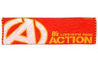 """B'z ステージタオル 「B'z LIVE-GYM 2008 """"ACTION""""」"""