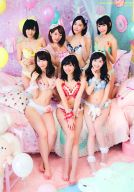 "AKB48 神7""サプライズ""マウスパッド 週刊プレイボーイ2015年No.33特別付録"