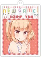 飯島ゆん アクリルチャーム 「NEW GAME!」