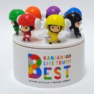 [破損品/箱欠品] 関ジャニ∞ オルゴール(曲:∞レンジャー) 「KANJANI∞ LIVE TOUR!! 8EST~みんなの想いはどうなんだい?僕らの想いは無限大!!~」