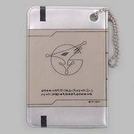 橘清音 ICカードケース(グレー) 「ガッチャマンクラウズ インサイト くじ」 C賞