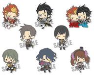 全8種セット 「esシリーズ nino ラバーストラップコレクション アイドルマスター SideM 3rd stage」