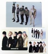 BIGBANG A4クリアファイル&マウスパッド&生写真セット 「2011 BIGBANG CONCERT BIGSHOW」