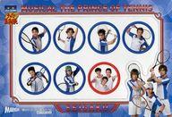 青学 マグネットシート 「ミュージカル テニスの王子様 2ndシーズン」 2014年アニメイト関連商品購入特典