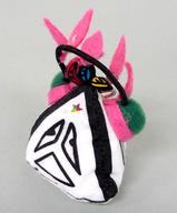 ENDLICHERI☆ENDLICHERI(堂本剛) Sankakuファスナーマスコット(ヘッドホンver.) 「ENDLICHERI☆ENDLICHERI presents Neo Africa Rainbow Ax FUNKY PARTY 2007 at The ENDLI.WATER TANK 2」 ガチャガチャ景品
