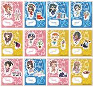 【 パック 】アイドルマスター シンデレラガールズ アクリルキャラコレクションぷち 第1弾