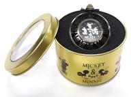 ミッキーマウス プレミアムレリーフ懐中時計 「ディズニー」