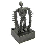 ジブリ美術館屋上ロボット兵 カードスタンド 「天空の城ラピュタ」 三鷹の森ジブリ美術館限定