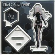 A2 アクリルフィギュア 「NieR:Automata(ニーア オートマタ)×SQUARE ENIX CAFE 第1弾」