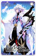 キャスター/マーリン パスケース(第五弾) キャラモード 「Fate/Grand Order」