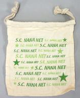 水樹奈々 巾着袋 「S.C. NANA NET ファンクラブイベントIV」 ガチャガチャ景品